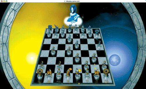 Chessboard3D